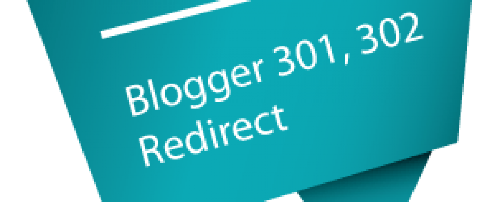 blogger-301-302-redirection