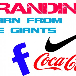 Branding learn from the giants