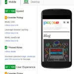 poxse-page-speed-mobile-score