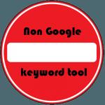 non-google-keyword-tool