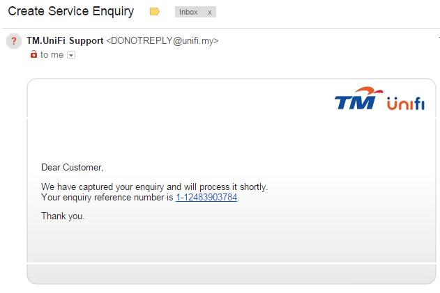 Email Service Telekom