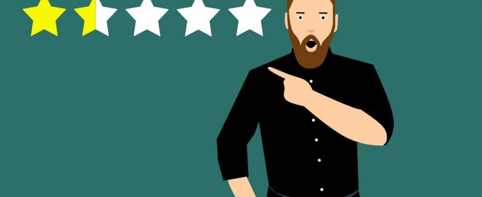 How Should You Deal With Negative Online Reviews?